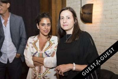 vanessa grigoriadis in You Should Know Launch Party Powered by Samsung Galaxy 1