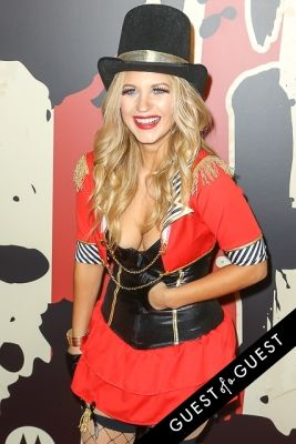 vanessa ray in Heidi Klum's 15th Annual Halloween Party