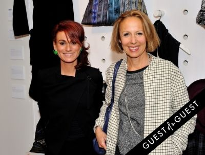 michele jehenson in V CURATED private launch