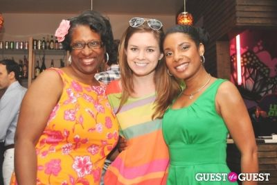 sophie pyle-of-guest-of-a-guest in Electric Summer Brunch