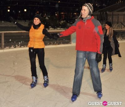 vanessay kay in Veuve Clicquot celebrates Clicquot in the Snow