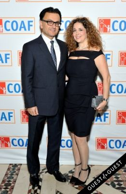 seza seraderian in COAF 12th Annual Holiday Gala