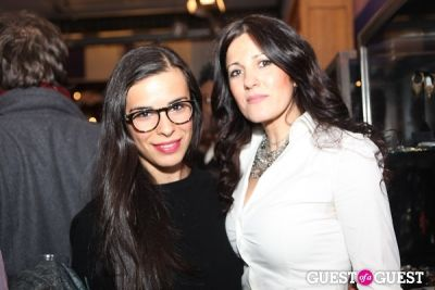 "vera djonovic in ""Sun-n-Sno"" Holiday Party Hosted By V&M (Vintage and Modern) and Selima Salaun"