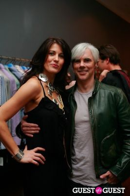 tom delavan in VandM's Vintage Fashion Soiree