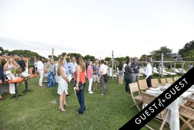 veronica miele-beard in Cointreau & Guest of A Guest Host A Summer Soiree At The Crows Nest in Montauk