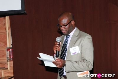victor adefuye in College Summit's adMISSION: College Cocktail Party