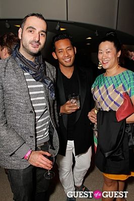 toni hsu in Guggenheim International Gala in Celebration of Maurizio Cattelan Retrospective