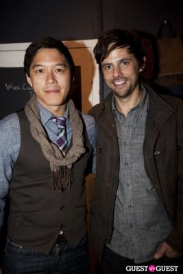 eric ryan-anderson in Ernest Alexander Store Opening Party