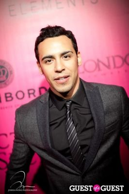 victor rasuk in Victoria's Secret 2011 Fashion Show After Party