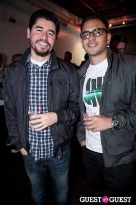 ruben tezaguic in An Evening with Mayer Hawthorne at Sonos Studio