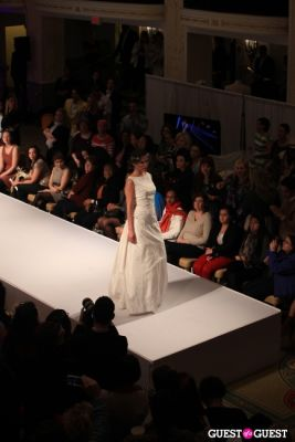 victoria pomeroy in Capital Bridal Affair and Fashion Show