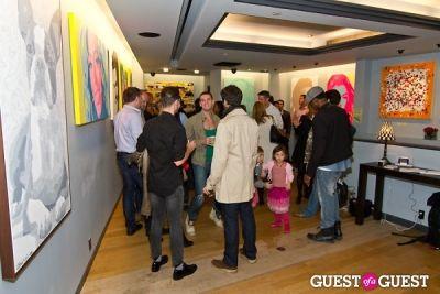 victoria schweizer in Victoria Schweizer's Gallery Grand Opening