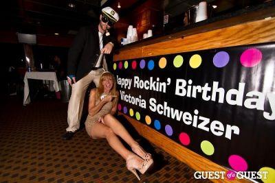 victoria schweizer in Victoria Schweizer's Yacht Birthday Party