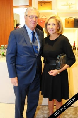 vincent andrews in Hartmann & The Society of Memorial Sloan Kettering Preview Party Kickoff Event