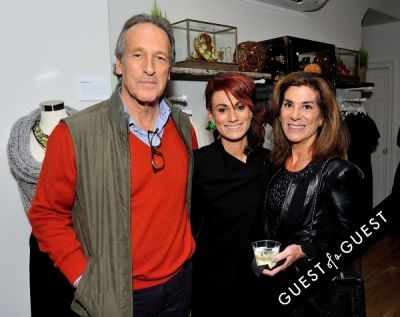vincent vallarino in V CURATED private launch