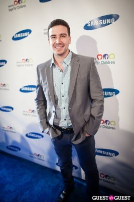 vinny guadagnino in Samsung Hope For Children Gala 2013