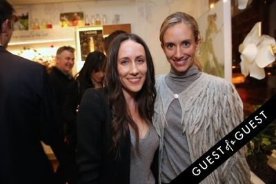 rachelle hruska-macpherson in Caudalie Premier Cru Evening with EyeSwoon