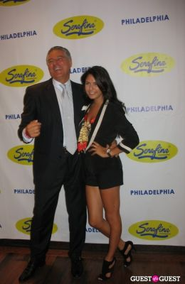 vittorio assaf in Serafina Philadelphia Grand Opening Party