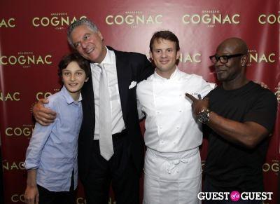 chris coleman in Brasserie Cognac East Opening