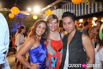 jamie sharpe in GofG Launch Party at the Cabanas/Maritime Hotel