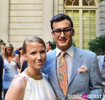 vivian brodie in The Frick Collection's Summer Soiree