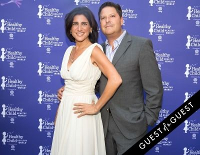 vivian panou in Healthy Child Healthy World 23rd Annual Gala Red Carpet