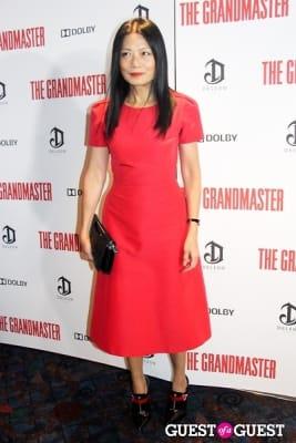 vivienne tam in The Grandmaster NY Premiere