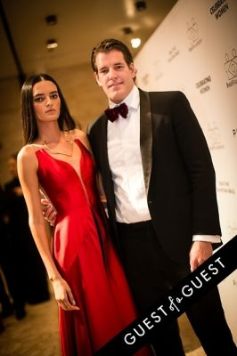 tyler winklevoss in Brazil Foundation XII Gala Benefit Dinner NY 2014