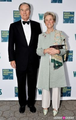 ward woods in Wildlife Conservation Society Gala 2013