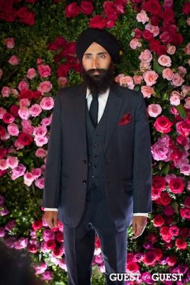 waris ahluwalia in CHANEL Hosts Seventh Annual Tribeca Film Festival Artists Dinner