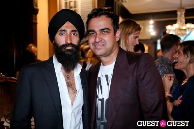 bibhu mohapatra in Waris Alhuwalia Unveils FOREVERMARK x HOUSE OF WARIS Collaboration