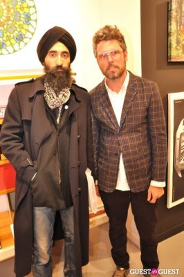 waris ahluwalia in Exhibition A Launch