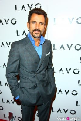 wass stevens in Grand Opening of Lavo NYC