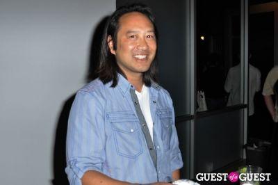 wayne leung in Aesthesia Studios Opening Party