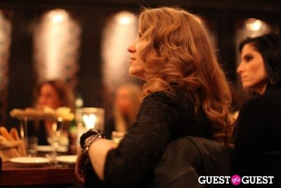 wendi sturgis in DailyWorth Salon & Dinner