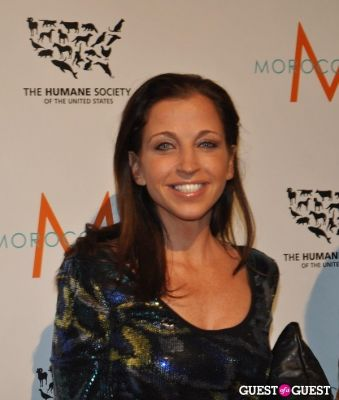 wendy diamond in HSUS To the Rescue! From Cruelty to Kindness Gala