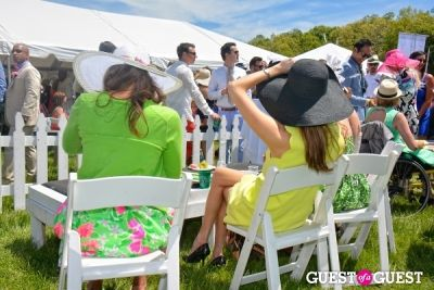 jessica ann-koontz in Becky's Fund Gold Cup Tent 2013
