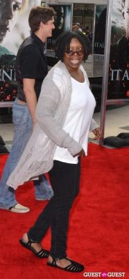 whoopi goldberg in Harry Potter And The Deathly Hallows Part 2 New York Premiere