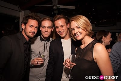 will kemp in Los Angeles Ballet Cocktail Party Hosted By John Terzian & Markus Molinari