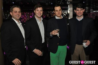 will rabbe in Hot Hundred Holiday Party