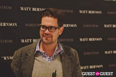 william drucker in The Launch of the Matt Bernson 2014 Spring Collection at Nordstrom at The Grove