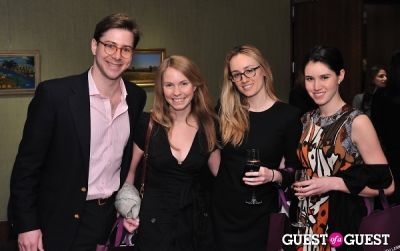 william fitzgerald in Judith Leiber 100 for 100 event at Christie's