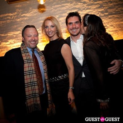 michael fredo in Frederique Constant at Gotham Magazine October Men's Issue Party