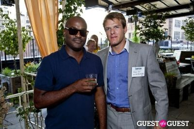 alexander hill in Business Insider IGNITION Summer Party
