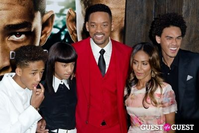 jaden smith in After Earth Premiere