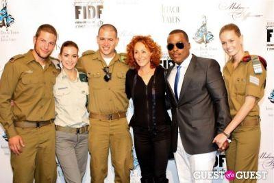 won g in FIDF Israel Independence Day Celebration &