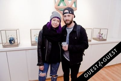dee usaha in ART Now: PeterGronquis The Great Escape opening
