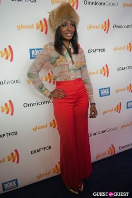 wynter gordon in GLAAD Amplifier Awards