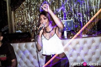 wynter gordon in Perez Hilton's CD Release Party