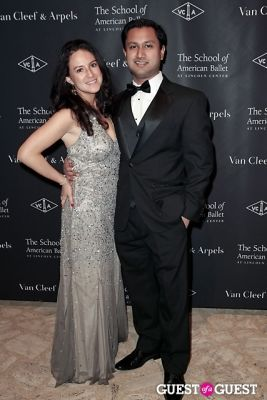 x in The School of American Ballet Winter Ball: A Night in the Far East